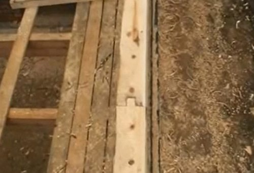 Наращивание бруса по длине