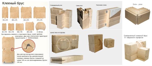 Некоторые особенности материала от разных производителей