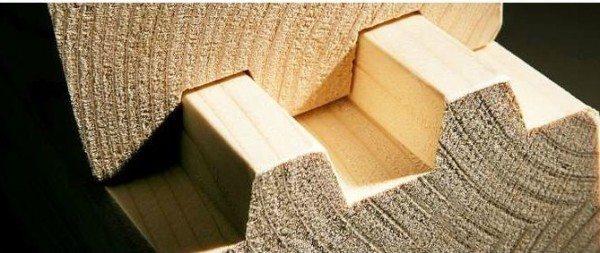 Один из самых качественных и надежных профилированных материалов из дорогих пород дерева