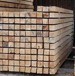Правильное хранение древесины.