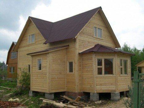 Правильный расчет и разумная экономия поможет создать дом с минимальным перерасходом материала