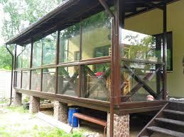 Пример интересного решения с окнами и стенами
