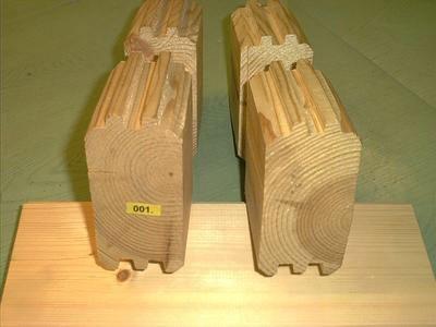 Пример трехзубчатого бруса