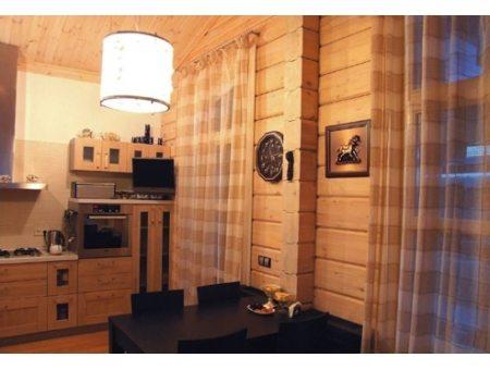 Простота и удобство деревянного дома