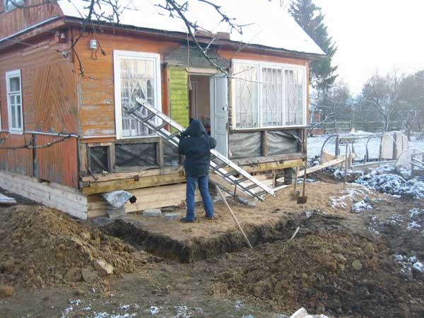 Работы по возведению фундамента можно проводить в любое время года, независимо от температурных условий