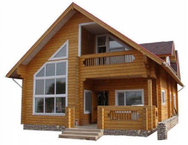 Симпатичный, даже где-то сказочный домик – хочется войти внутрь, согласитесь!