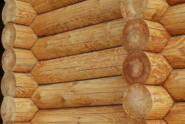 Стены сруба устойчивы к неблагоприятным природным воздействиям