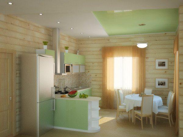 Светлая кухонька – сюда хочется возвращаться снова и снова!