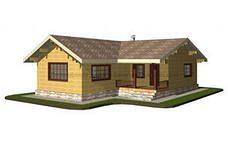 В проекте вы всегда прорисовывается внешний вид вашего будущего дома