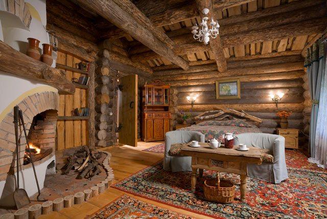 Вот так спальня!