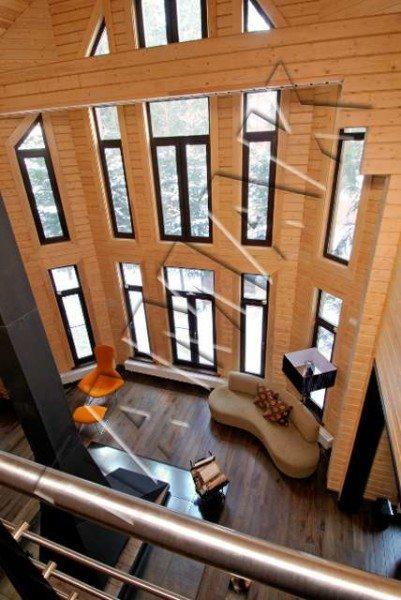 Высота потолков зависит только от возможностей застройщика